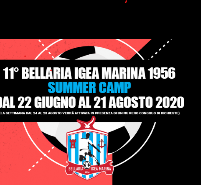 11° Bellaria Igea marina 1956 Summer Camp