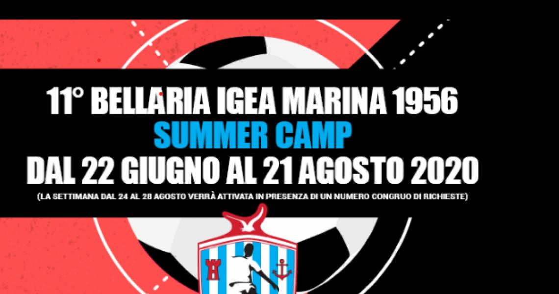 11° Bellaria Igea marina 1956 Summer Camp